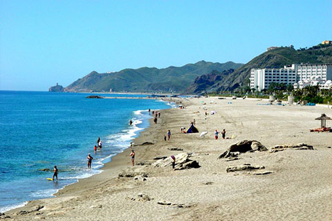 Mojácar Playa