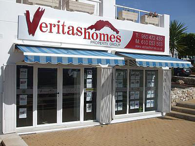 Veritas Homes in Mojacar