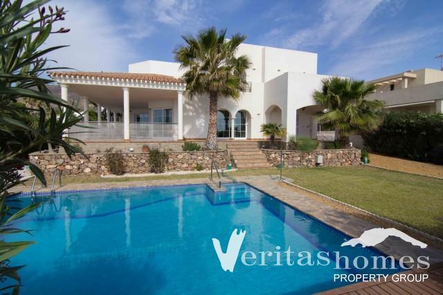 Villa mojacar playa vista los angeles vhvl 1692 almeria pr - Villa los angeles a vendre ...